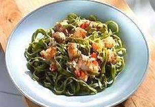 Kjetils beste sei med pasta