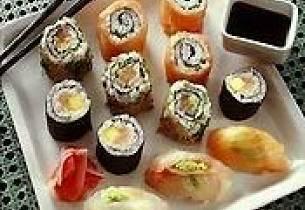 Sushi-ruller (maki)