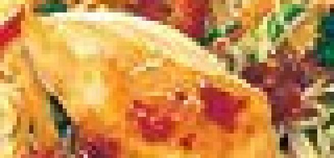 Kylling med nudler