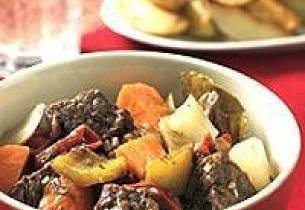 Estofado de carne - Spansk lapskaus