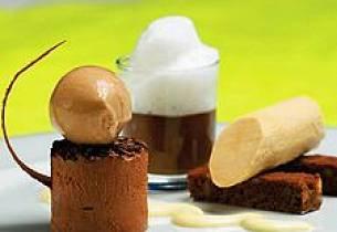 Sjokolade-espresso-variasjon