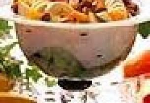 Fruktsalat med smak av sol