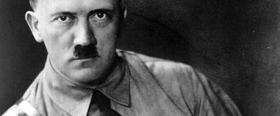 Fant Hitlers hemmelige vinkjeller