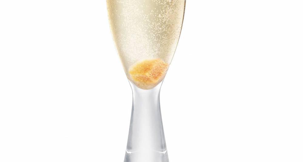 Floral Martini