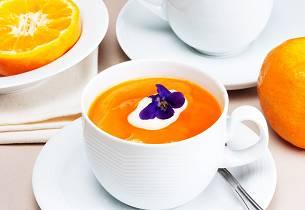 God gammeldags fruktsuppe