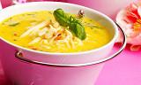 Av den populære søtpoteten lager du en skikkelig smaksrik suppe
