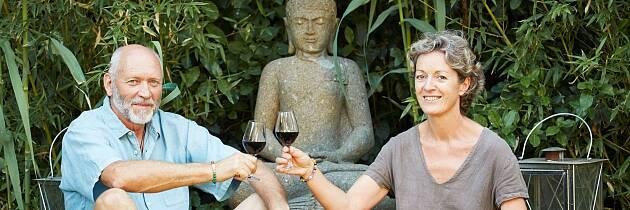 Dette paret lager like gode viner i sør som i nord