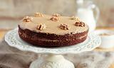 Bak en kake som gir forsmak på jul