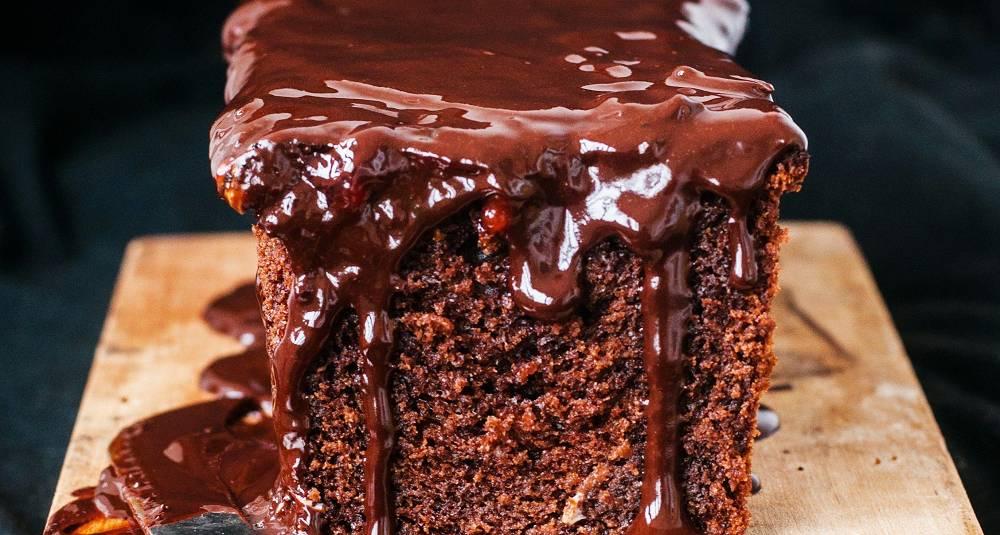 Beaujolais nouveau kan feires på mange måter, også med en sjokoladekake