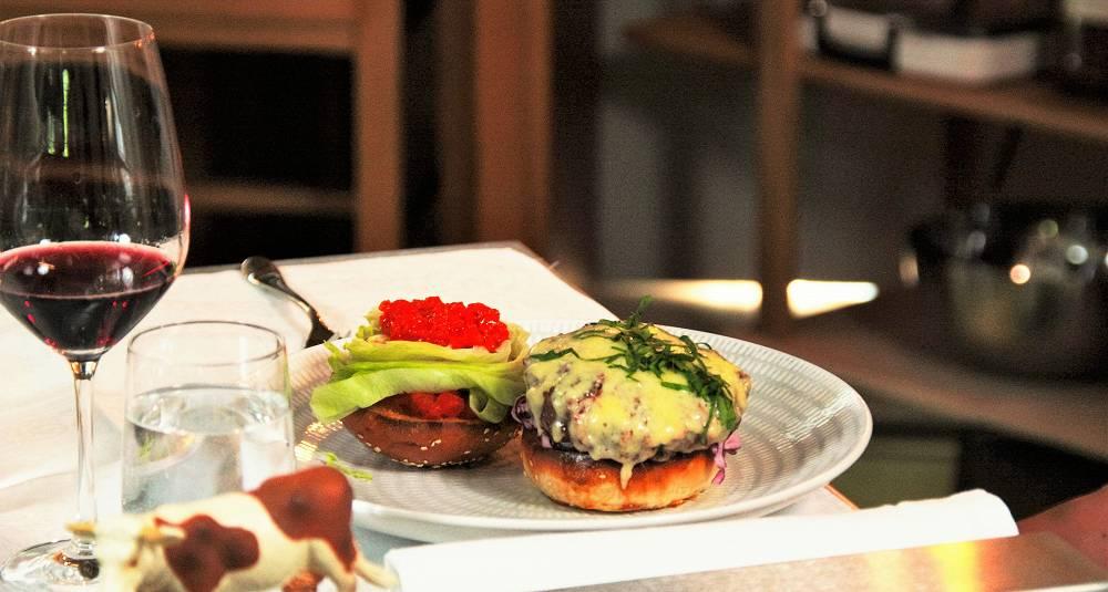 101 hamburger fra Hellstrøms kjøkken