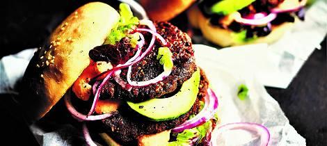 Etter disse kommer du ikke til å lage burgere med kjøtt