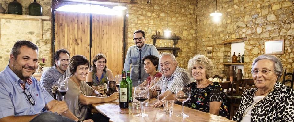 Møt en vinprodusent som er kjent for å aldri nøye seg med det nest beste