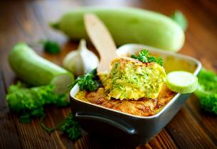 Eggepanne med squash