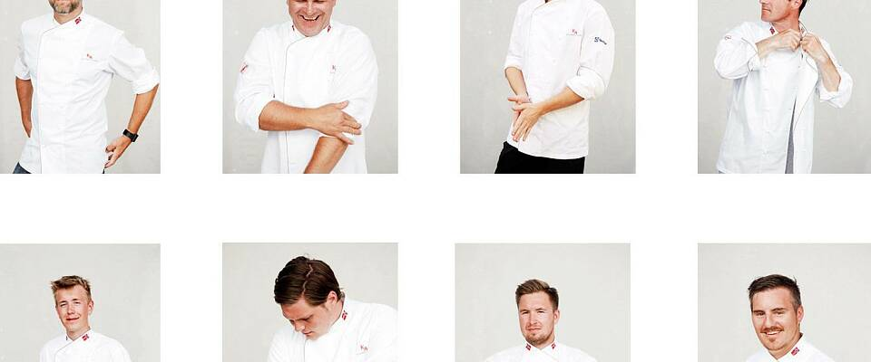 Denne gjengen har laget årets beste norske kokebok