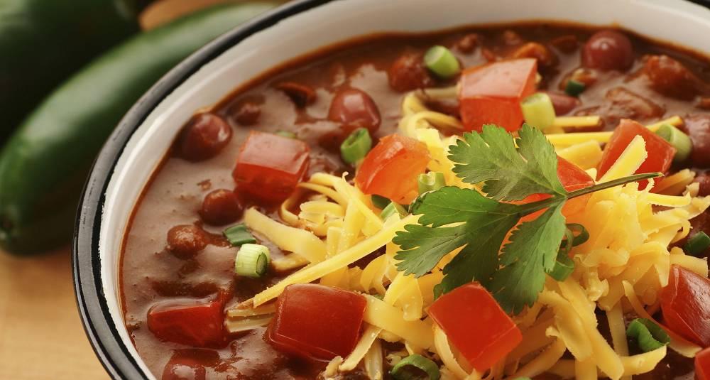 Chili con Carne med oregano
