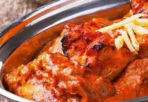Lær å lage autentisk tikka masala
