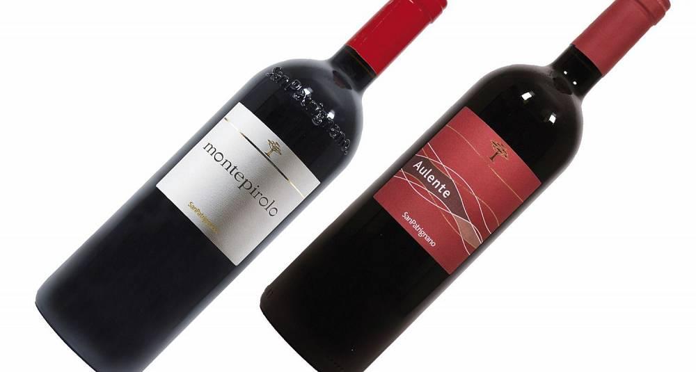 Italiensk vinkupp laget med hjertet og mening