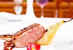 Winemakers dinner med utsøkte viner fra topp produsenter i Rheingau og Sonoma, California