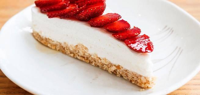 Strawberry Amaretto Shortcake