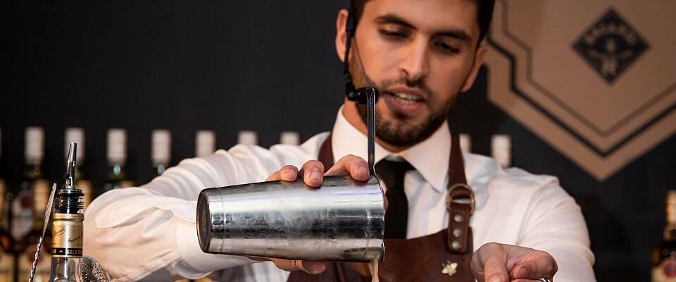 Ble nummer tre i verdensomspennende drinkkonkurranse