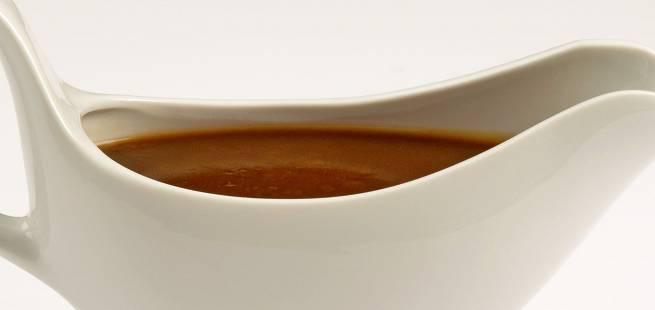 Enkel og deilig rødvinssaus