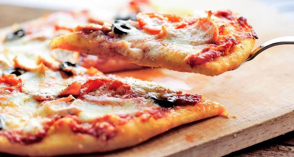 Se alle de fristende oppskriftene på pizza