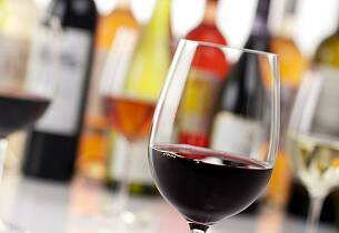 Enestående smaking av vin fra Australia