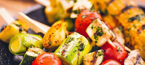 Har du ikke prøvd grønnsaker på grillen, må du gjøre det nå