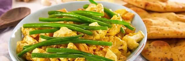 Har du friske grønnsaker og krydder, trenger du ikke kjøtt eller fisk