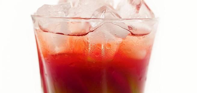 Raspberry batida