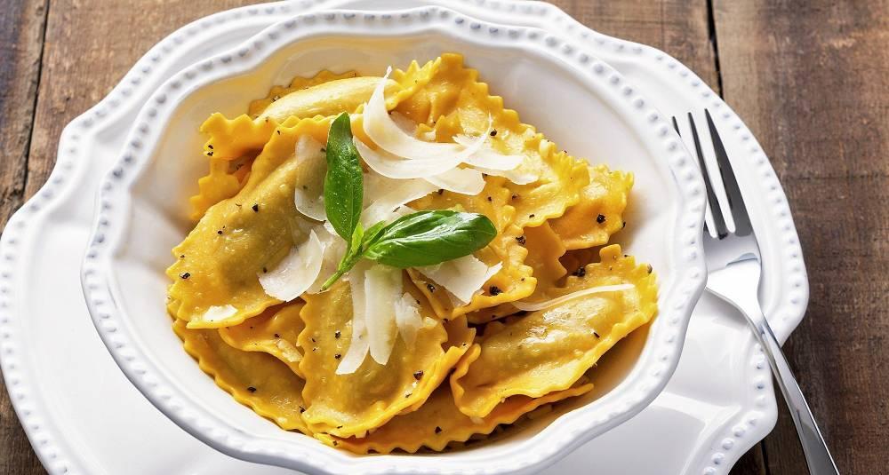 Lag ravioli slik en italiensk mamma gjør det
