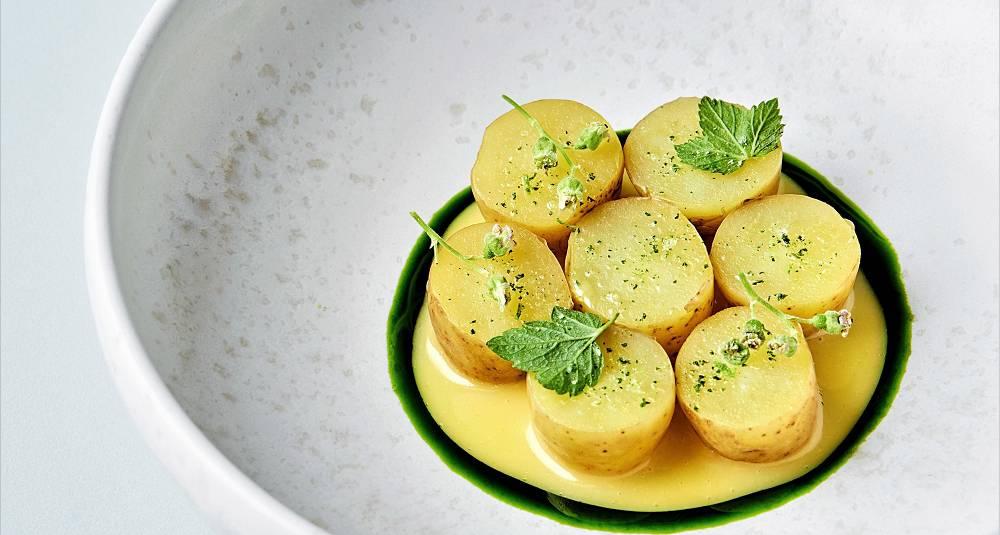 Slik lager du poteter på Michelin-nivå