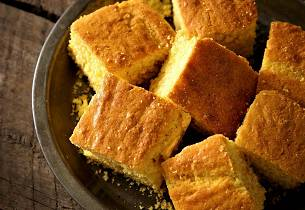 Cornbread - maisbrød