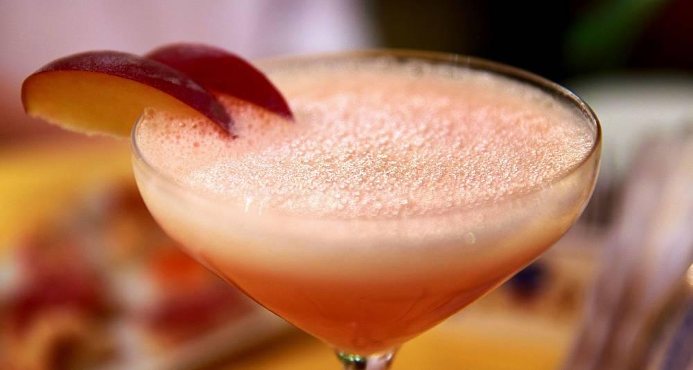 By på en forførende god drink