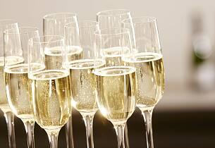 Sett av en lørdag ettermiddag for å smake italienske bobler som konkurrerer med champagne