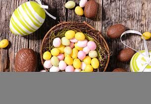 Lær å lage fantastiske sjokoladegg, og søtsaker og konfekt som hører påsken til