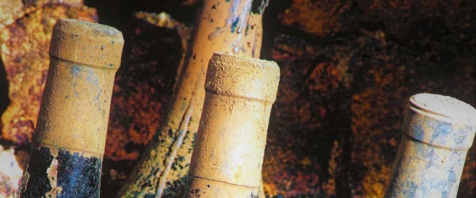 Mye god vellagret vin på auksjon