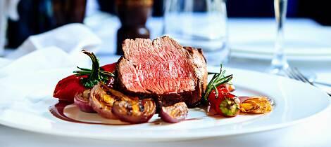 Eksklusiv Rioja-middag på Klosteret Restaurant 29. mars