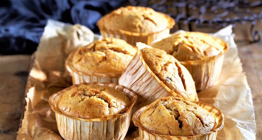 Disse muffinsene er perfekt turmat
