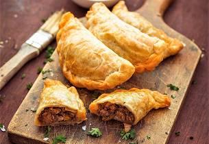 Empanadas som i Chile