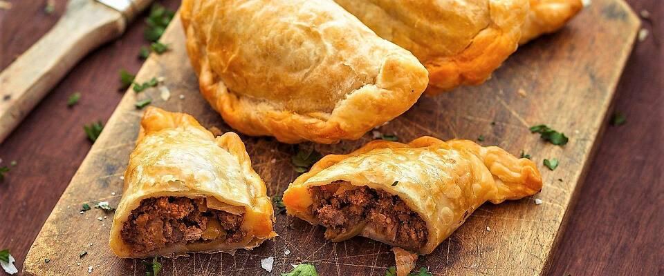 Empanadas akkurat slik du får dem i Chile, kan du lage selv