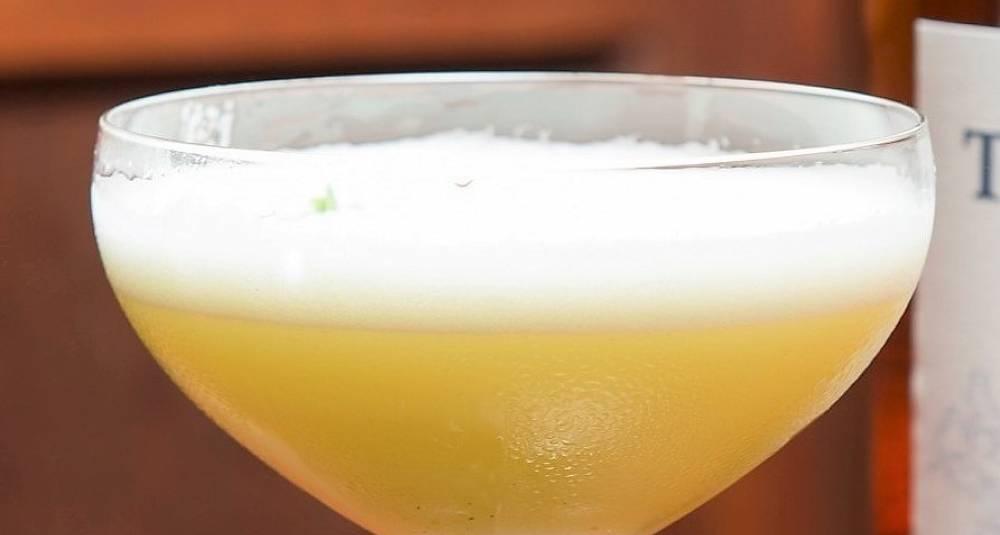 Denne drinken skal forsvare norske farger i VM. Du kan også lage den