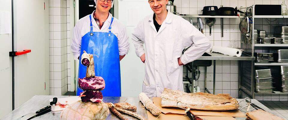Lager landets beste spekemat av kjøtt ingen ville ha
