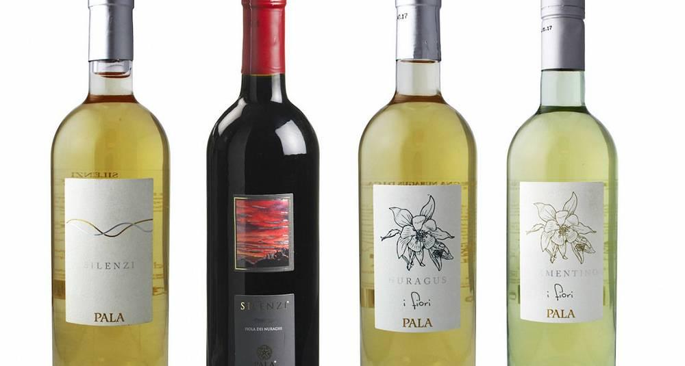 Supre vinkjøp fra Sardinia