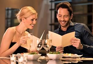 Eksklusiv 5-retters middag på Klosteret Restaurant