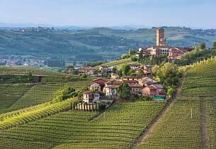 Slik smaker noe av det beste fra Barbaresco og Piemonte