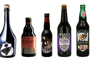 Disse fem ølene blir det rift om