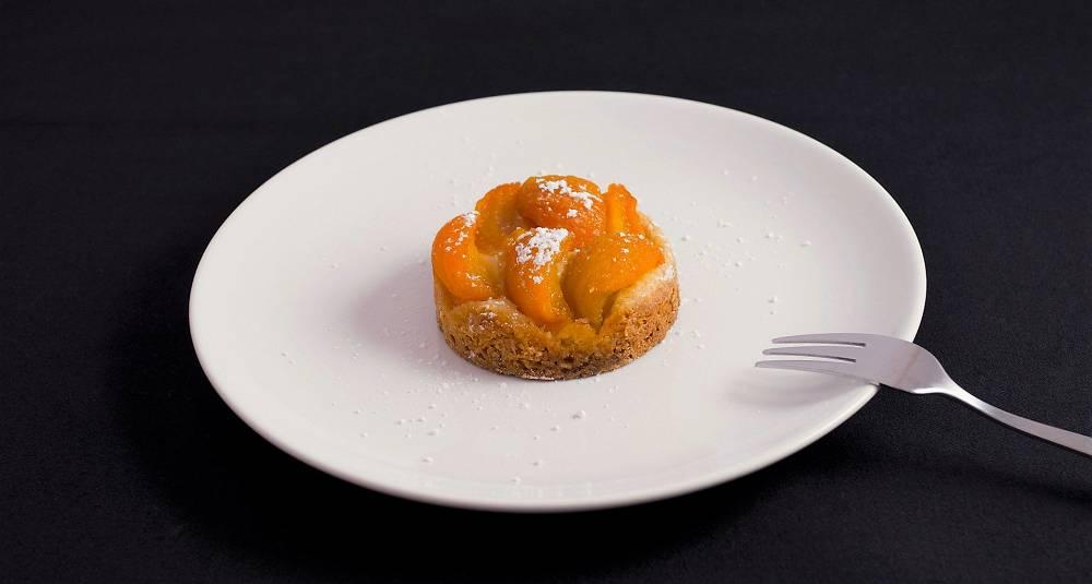Fransk aprikosterte - Mme Cotat's Gateau des Abricots