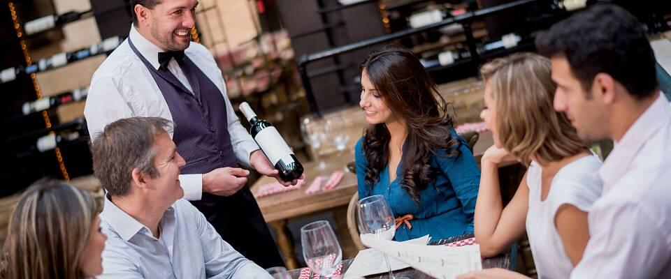 Winemakers Dinner: Helaften med utsøkte viner og herlig mat på Rodins Bistro