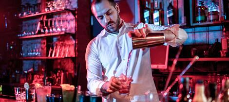 Slik lager du perfekte cocktails